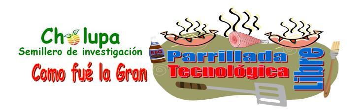 PARRILLADA TECNOLOGICA LIBRE!!