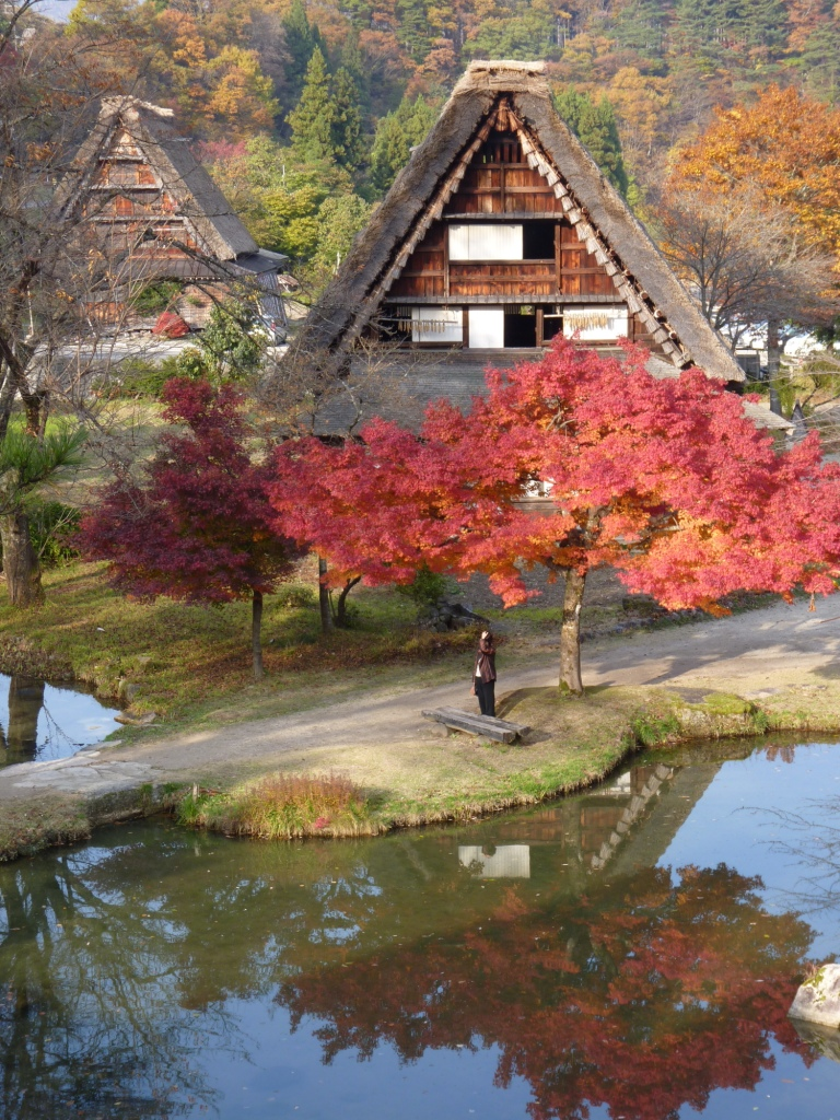 Chroniques nippones (ni mauvaises): sortie de classe à takayama