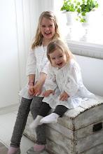 Vad är väl härligare än att ha med barn på bilder !!