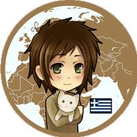 Anime Hetalia Greece