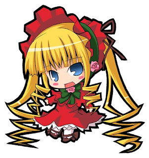 Time For Rozen Maiden Chibi Pack Is One Of Several Anime That Both Extremely Popular In USA Japan TV Asahis Top 100 Ranking