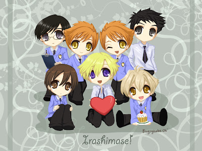 And also Ouran Chibi Anime wallpaper for your PC desktop