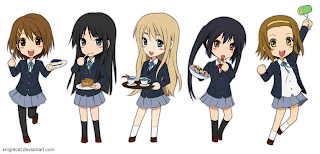 K-On Chibi
