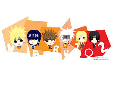 chibi wallpaper. Chibi(s) Naruto Wallpaper