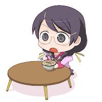 Tsubasa Hanekawa Chibi