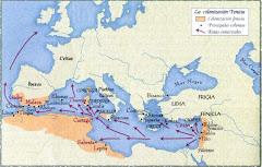 Mapa Fenicio