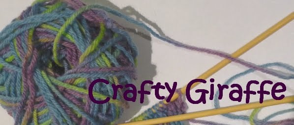 Crafty Giraffe