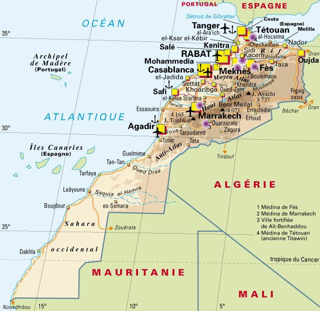 Les BOULINGUEURS..de la PLANETE.... Carte+du+maroc