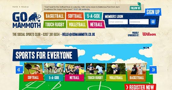 55 ejemplos de dise u00f1o web coloridos