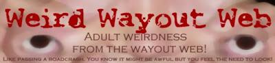Image: Weird Wayout Web banner