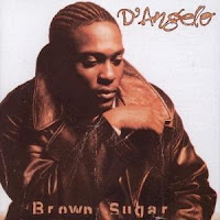 IMAGE: D'Angelo - Brown Sugar album cover