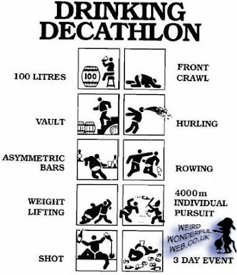 IMAGE: Drinking Decathlon