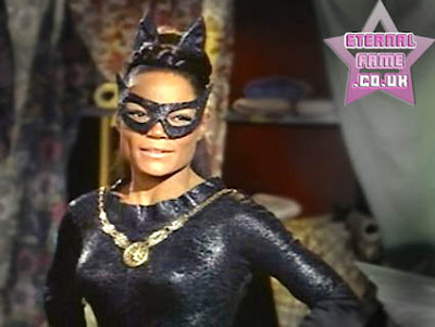 IMAGE: Eartha Kitt as catwoman