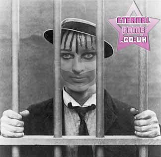 IMAGE: Boy George in jail