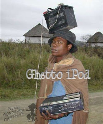 IMAGE: Ghetto iPod
