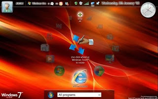 Window 7 Truco en Video