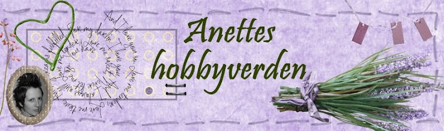 Anette&#39;s hobbyverden