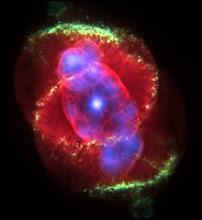 nebuloasa planetara Ngc 6543