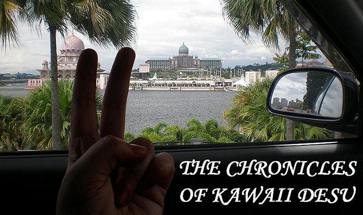 The chronicles of Kawaii Desu