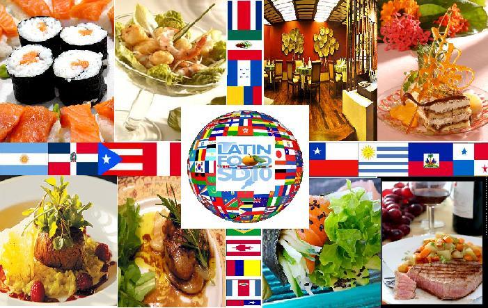 comidas tipicas, America Latina, Colombia, Costa Rica