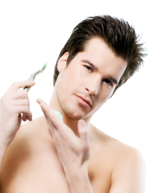 Shaving frequently can make hair thicker when it grows back.