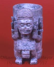Dios Azteca de Vida y Muerte