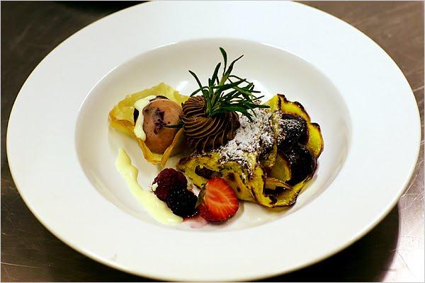 Rog rio roscio personal chef nouvelle cuisine for 10 mandamientos de la nouvelle cuisine