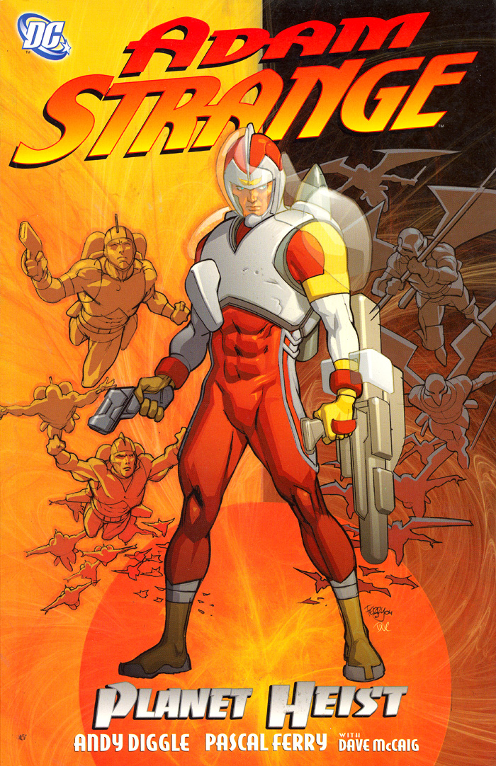 adam strange