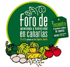 Foro Agroecología y Biodiversidad en Canarias