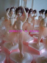 Detalle Bailarinas Ballet