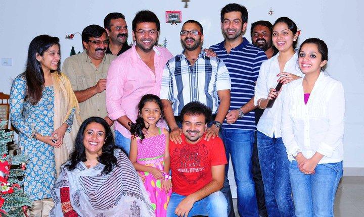 Actor Prithviraj Family