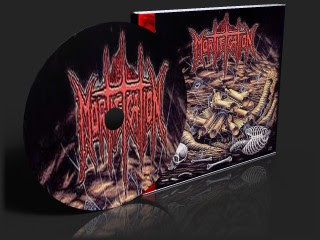 Mortification - Scrolls of the Megilloth Mortification