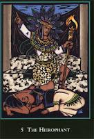 Heirophant World Spirit Tarot