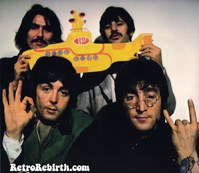 Beatles, John Lennon, Paul McCartney, George Harrison, Ringo Starr, Beatles History, Psychedelic Art, Beatles Psychedelic, Yellow Submarine