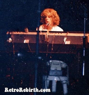 John Evan, Jethro Tull, John Evan Birthday March 27, John Evan Keyboards