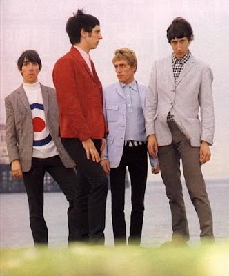 The Who, Pete Townshend, Keith Moon, Rodger Daltrey, John Entwistle, Mod