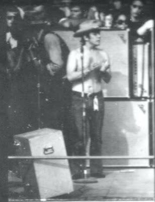 Eric Burden, Newport 69 Festival, Newport Pop Festival 1969
