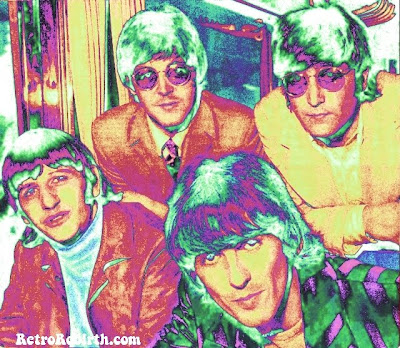 Beatles, John Lennon, Paul McCartney, George Harrison, Ringo Starr, Beatles History, Psychedelic Art, Beatles Photos