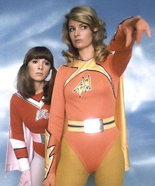 Sid & Marty Krofft, Electra Woman and Dyna Girl