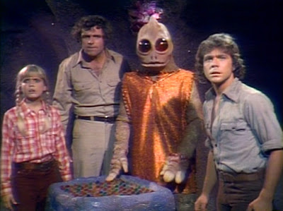 Sid & Marty Krofft, Land Of The Lost, Sleestack