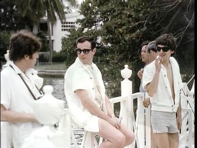 Beatles, Fab Four, Beatles Swimming, Beatles Summer, Beatles Miami, Beatles Photos, Brian Epstein