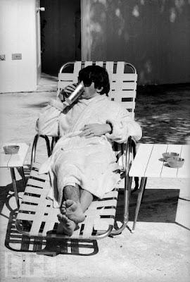 Ringo Starr, Ringo Pool, Ringo Swimming, Beatles, Fab Four, Ringo Miami