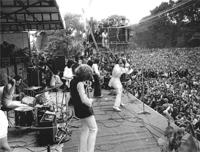 The Rolling Stones, Rolling Stones Hyde Park 1969
