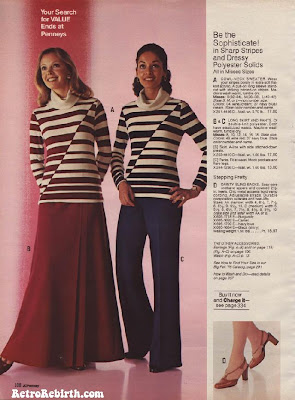 Vintage Advertisements, 70s Ad, 1976 JC Penny Catalog, Vintage Retro Ad