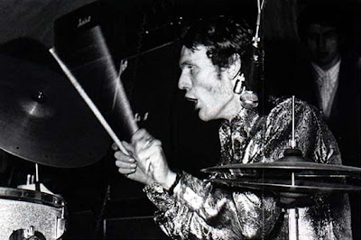 Ginger Baker, Cream Drummer, Ginger Baker Birthday August 19
