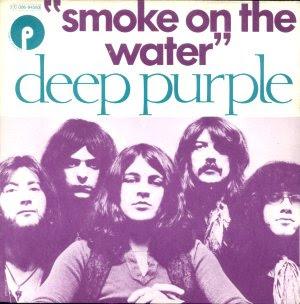Deep Purple, Smoke On The Water