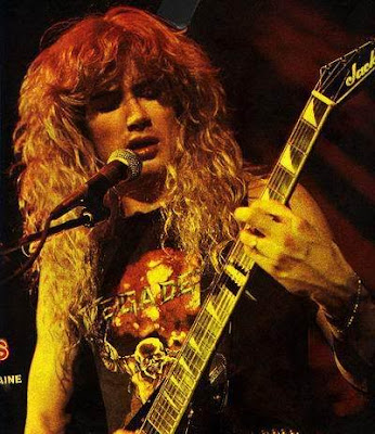 Dave Mustaine, Megadeath