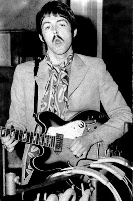 Beatles, Paul McCartney, Guitar