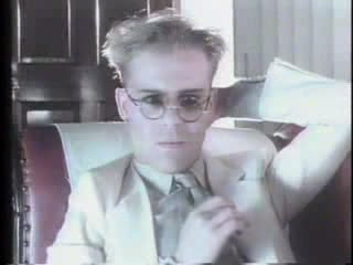 Thomas Dolby, She Blinded Me With Science