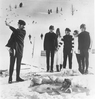 Beatles, Beatles Snow, Beatles Skiing